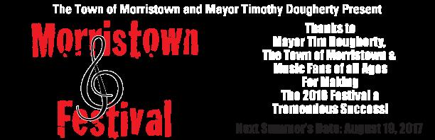 Morristown Jazz & Blues Festival
